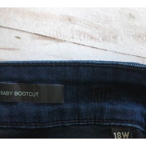 Kut from the Kloth Jeans - Kut from the Kloth | baby bootcut jeans | 18W